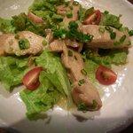 おむすびとおそうざい 山子 - 鶏肉の味噌ドレッシング煮