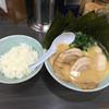 横浜家系ラーメン 魂心家 - 料理写真:631らーめん(醤油)と中ライス(ランチサービス)