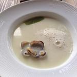 55020853 - ジャガイモの冷製スープ