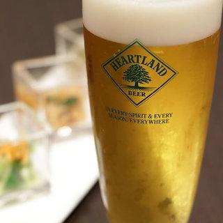 昼から飲める♪ビール・カクテルなど約40種類☆