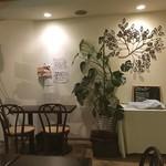 自然派カフェ 米野かりぃ堂 - 店内
