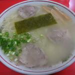 大鵬軒 - ラーメン500円(税込)