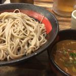 乱切り蕎麦 浜寅 - 鶏肉せいろ 880円