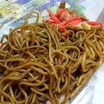 じゃんご - 料理写真:焼きそば(400円)