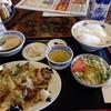 廣東餃子房 - 料理写真:回鍋肉定食