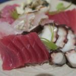 宝鮨 - 料理写真:お造り盛り合わせ