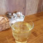 ターブルドート - ジャスミン茶