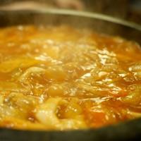 鳳仙花 - 料理写真:ホルモン鍋