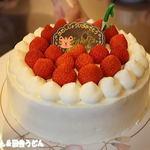 スイーツランベルセ - 料理写真:お願いしたケーキ