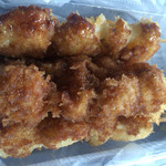 イモゾー - 料理写真:いもふらい