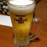 三水苑 - 生ビール
