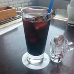 i-na cafe - アイスコーヒー