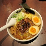 麺屋武蔵 武仁 - 武仁らー麺