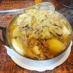 大平屋 - 肉豆腐