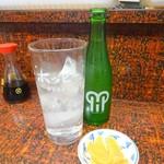 大平屋 - レモンサワー
