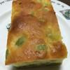 ラ・テールビオ - 料理写真:枝豆と生姜のフォカッチャ@270円
