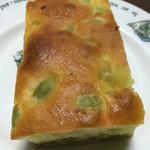 ラ・テールビオ - 枝豆と生姜のフォカッチャ@270円