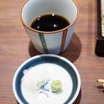 真田 - 薬味・つゆ