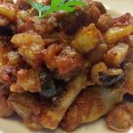 55038095 - H28.8 大山鶏のトマト煮