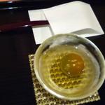中村屋 - 青梅の甘露煮
