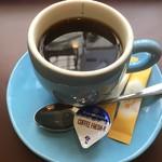 コージーコーヒー -  接客も珈琲の淹れ方も、丁寧だなぁ。