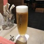 京橋 banco - 生ビール