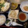 ちゅうるい - 料理写真:ゆり根定食