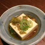 土風炉 - 出汁豆腐