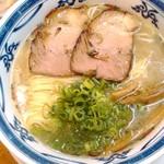 鴫野食堂 - 牡蠣ラーメン