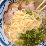 鴫野食堂 - 麺