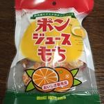 伊予灘サービスエリア(下り線)ショッピングコーナー - 料理写真:ポンジュースもち 216円