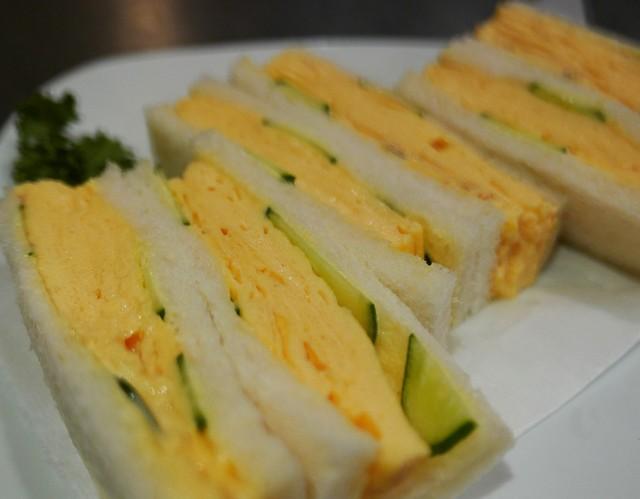 京都 玉子 サンド