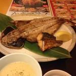 55046119 - 焼魚