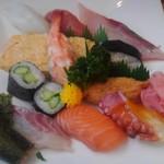 大市寿司 - 寿司ランチ 税込750円