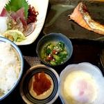 四十八漁場  - 地魚刺身定食