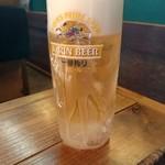 四十八漁場  - 生ビール