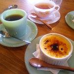 5505098 - デザート・コーヒー・紅茶