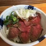 55051766 - ローストビーフ丼