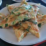 本格台湾料理 紅四季 - ハード系な「ニラ玉子」