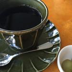 Cafe福 - 杜の香りドリップコーヒー300円
