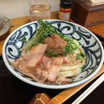 讃岐 - 料理写真:梅おろしですがおろし無かったような〜?