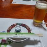 みさや - ドリンク写真:生ビールは450円です。