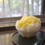 大阪浪花家 - パイナップル