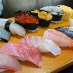 瓢寿司  - 極み