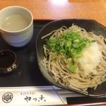55059864 - 田舎そば【料理】