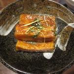 京とんちん亭 - 焼油揚げ420円