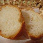 乞食男爵 - セットのパン
