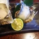 きよ寿司 - 岩牡蠣