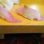 きよ寿司 - 鯛