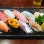 きよ寿司 - 特上